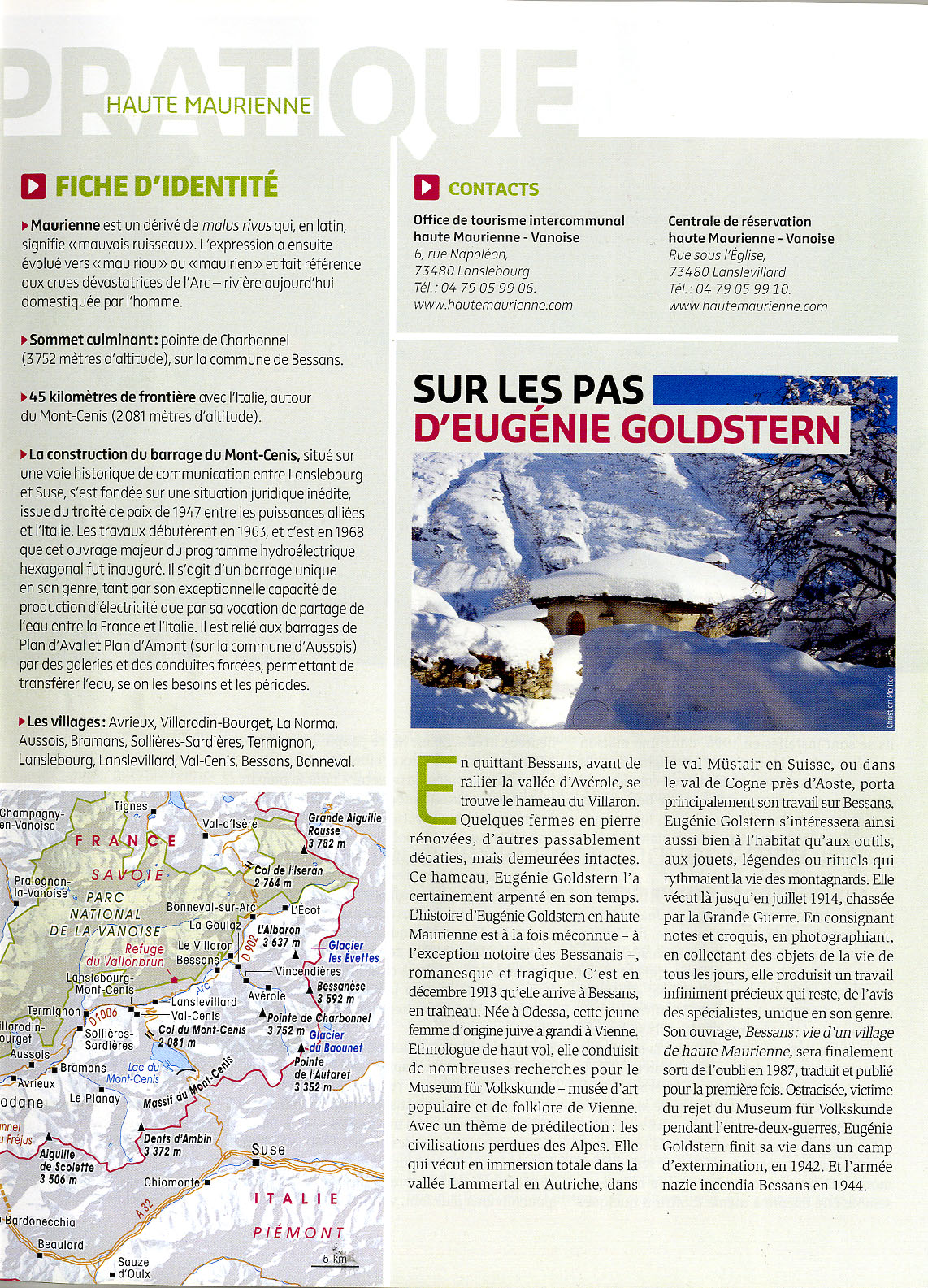 ARTICLE ALPES MAGASINE 2